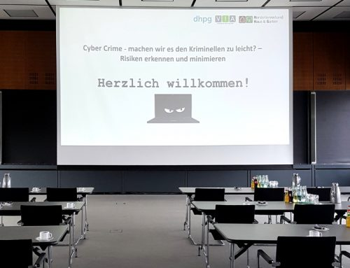 Cyberkriminalität: Hundertprozentigen Schutz gibt es nicht