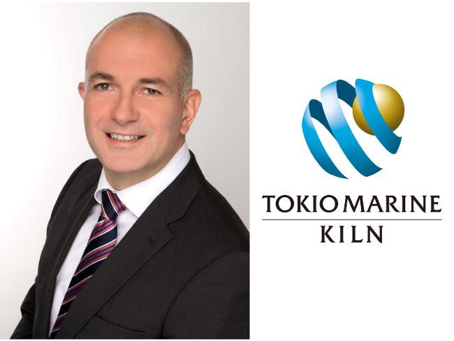 Martin Muche von Tokio Marine Kiln Europe