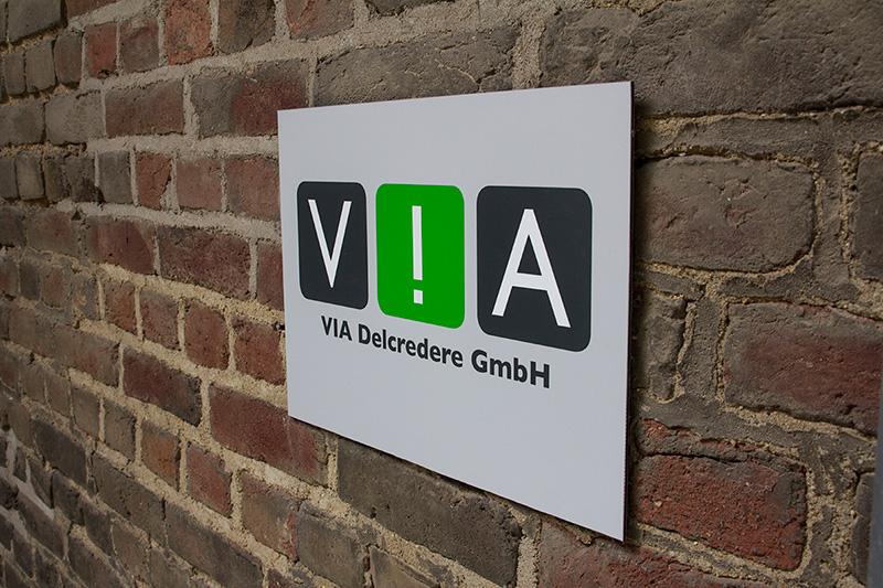 VIA Delcredere GmbH Logo