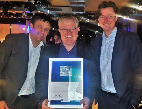 VIA Delcredere GmbH wieder als Premium Broker Partner ausgezeichnet
