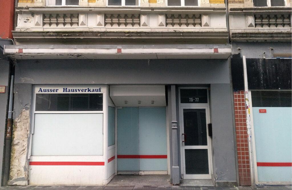 Einzelhandel Leerstand Aachen
