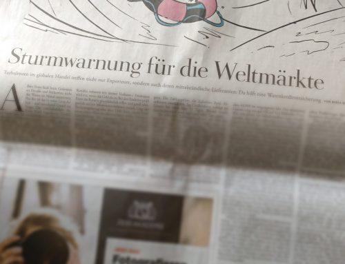 """VIA Delcredere in """"Die Zeit"""""""