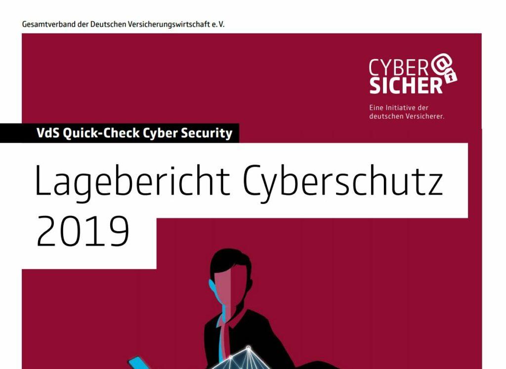 Lagebericht Cyberschutz