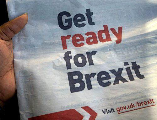 Brexit-Deal: Übergangsphase endet